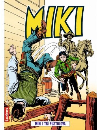 MIKI 53 : Miki i tri pustolova