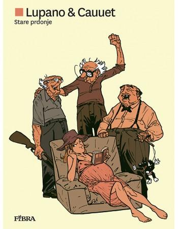KOLORKA 110 : Stare prdonje...