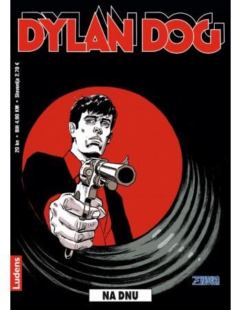 DYLAN DOG 186 : Na dnu