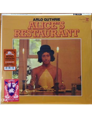 ARLO GUTHRIE: Alice's...
