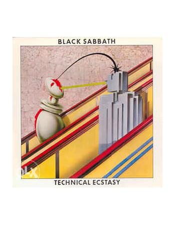 BLACK SABBATH: Technical...