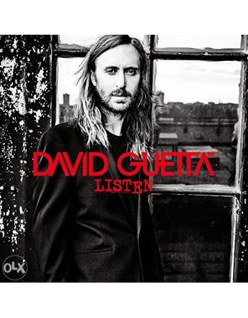 DAVID GUETTA: Listen