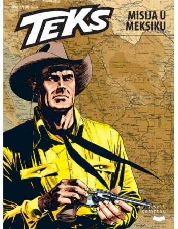 TEKS 63 : Misija u Meksiku
