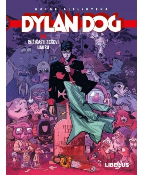 DYLAN DOG KOLOR 25