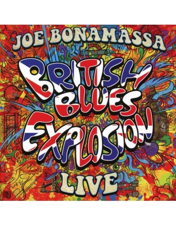 JOE BONAMASSA: British...