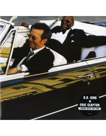 B.B & ERIC CLAPTON: Riding...
