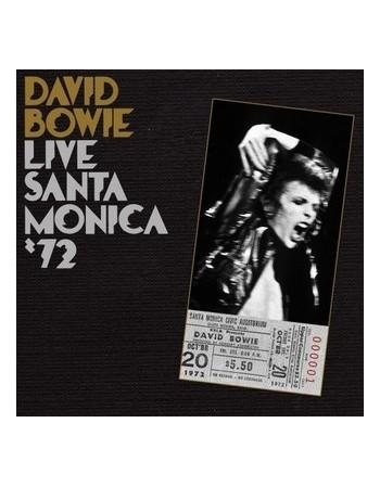 DAVID BOWIE: Live Santa...