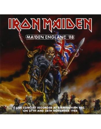 IRON MAIDEN: Maiden England...