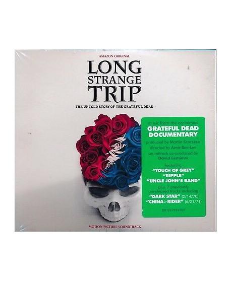 GRATEFUL DEAD: Long Strange Trip...