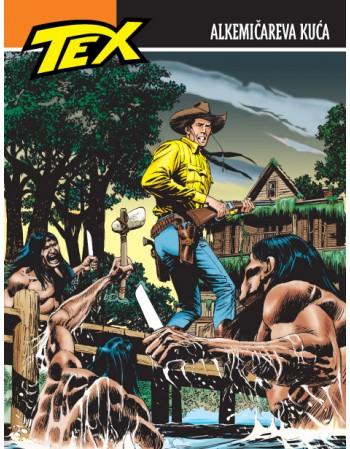 TEX 50: Alkemičareva kuća