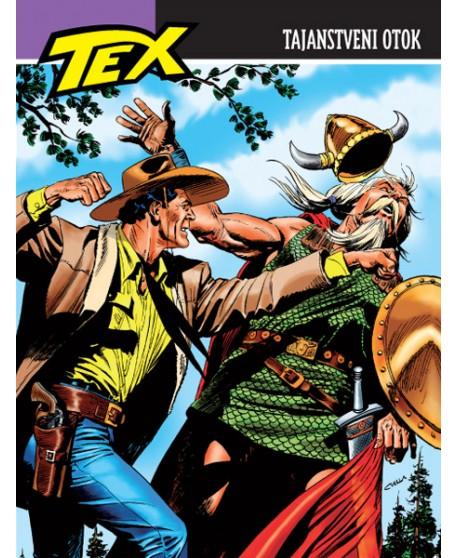 TEX 43: Tajanstveni otok