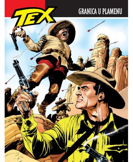 TEX 35: Granica u plamenu