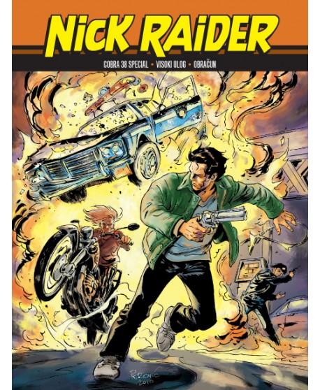 NICK RAIDER 20: Obračun
