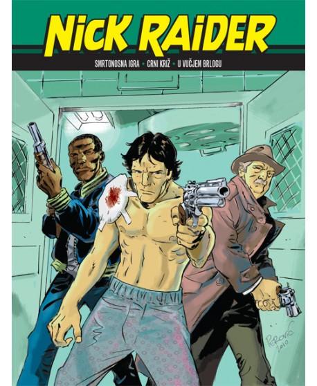 NICK RAIDER 18: Smrtonosna igra