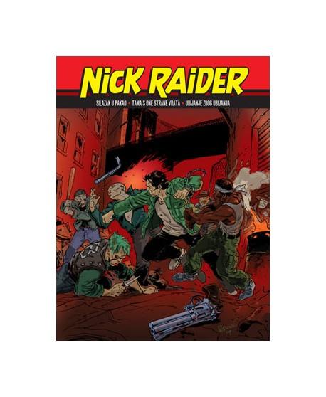 NICK RAIDER 17: Silazak u pakao