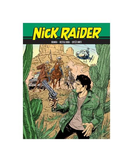 NICK RAIDER 15: Granica