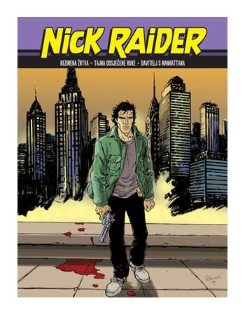 NICK RAIDER 1: Bezimena žrtva