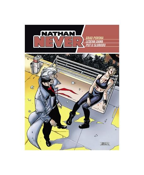 NATHAN NEVER 32: Grad poroka