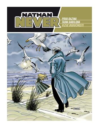 NATHAN NEVER 31: Vizije...