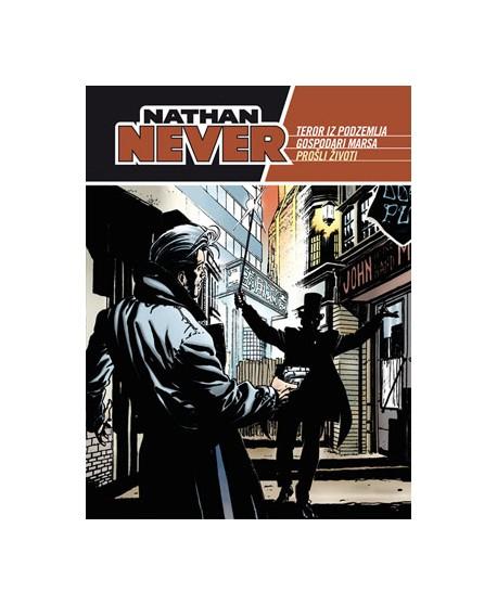 NATHAN NEVER 30: Prošli životi