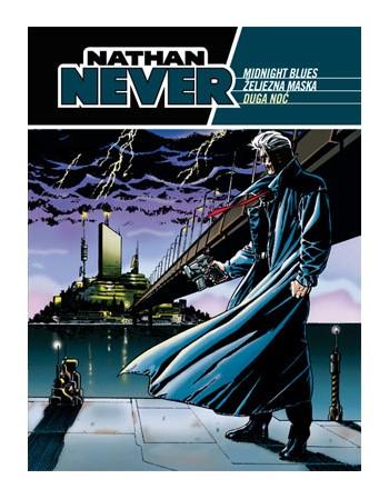 NATHAN NEVER 29: Duga noć