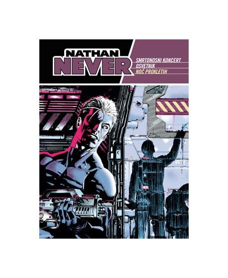 NATHAN NEVER 28: Noć prokletih