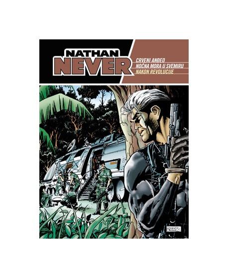 NATHAN NEVER 27: Nakon revolucije