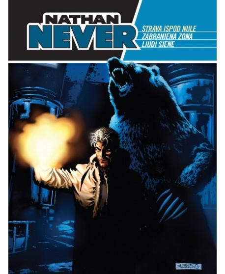NATHAN NEVER 3: Strava ispod nule