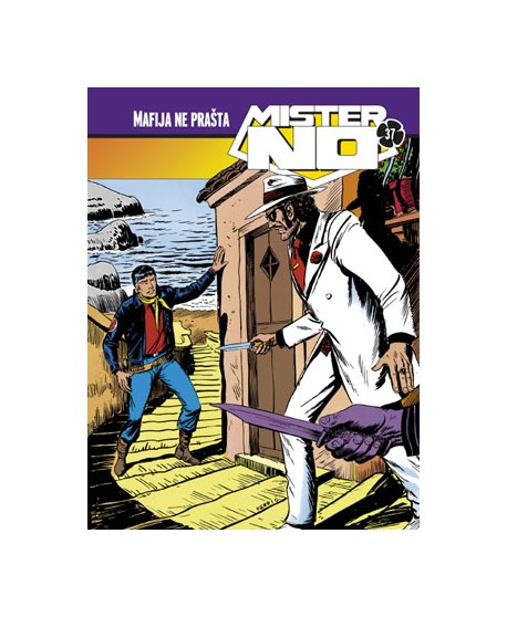 MISTER NO 37: Mafija ne prašta