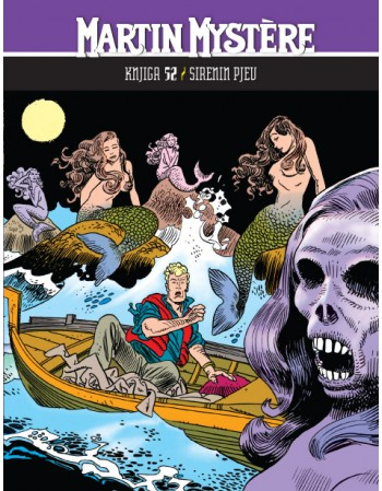MARTIN MYSTERE 52: Sirenin...