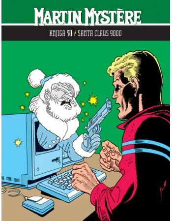 MARTIN MYSTERE 51: Santa...