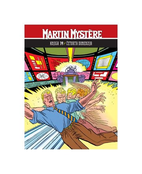 MARTIN MYSTERE 39: Četvrta dimenzija