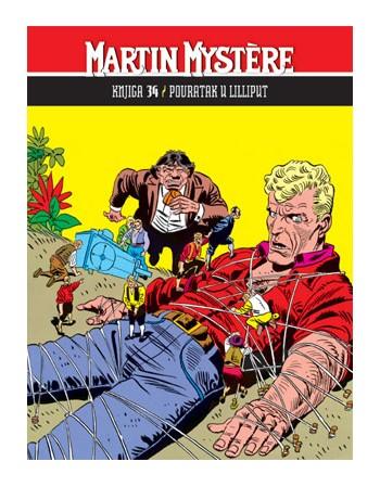 MARTIN MYSTERE 34: Povratak...