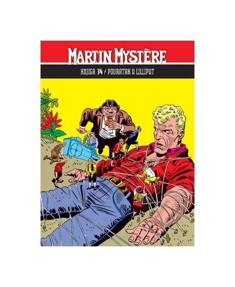 MARTIN MYSTERE 34: Povratak u Lilliput