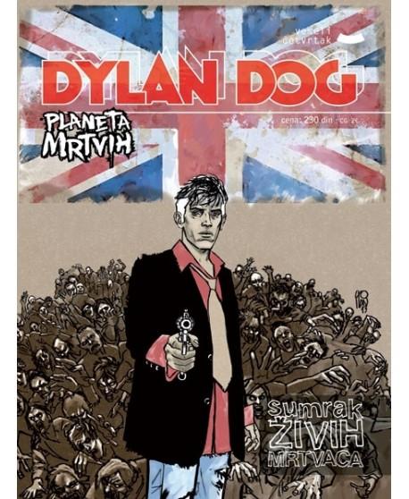 DILAN DOG: Planeta mrtvih 0
