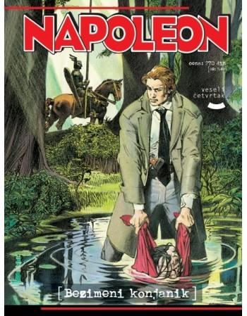 NAPOLEON 2: Bezimeni konjanik
