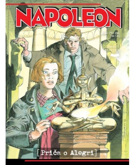 NAPOLEON 4: Priča o Alegri