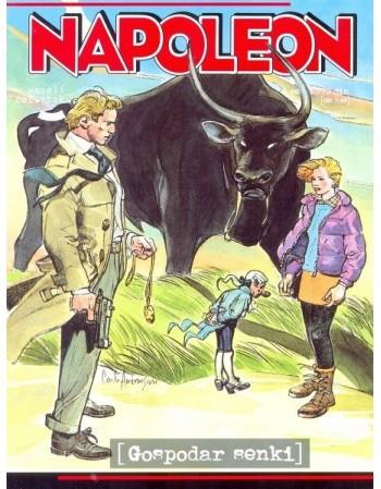 NAPOLEON 8: Gospodar senki