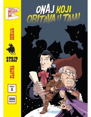 ZLATNA SERIJA 5 (retro cover)