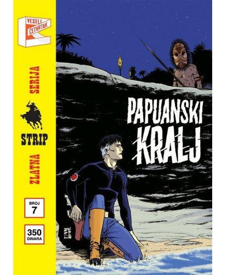 ZLATNA SERIJA 7 (retro cover)