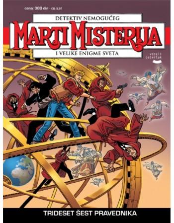 MARTIN MYSTERE 45